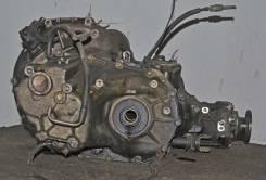 Механическая коробка переключения передач. Nissan Bluebird Двигатель CA20