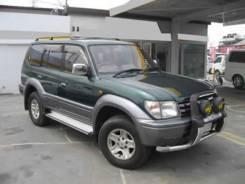 Toyota Land Cruiser Prado. 1KZ J95