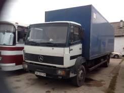 Mercedes-Benz. Продаётся грузовик Mercedes 1317 с изотермическим фургоном, 5 958 куб. см., 8 000 кг.