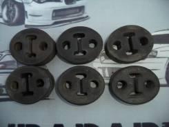 Крепление глушителя. Subaru: Legacy B4, Impreza (GP XV), Legacy, BRZ, Impreza, Impreza (GJ), Impreza (GP WGN) Двигатели: EJ25, EZ30, EZ20, EJ20, EJ20A...