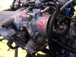 Заслонка дроссельная. Honda Odyssey, RA2 Двигатель F22B