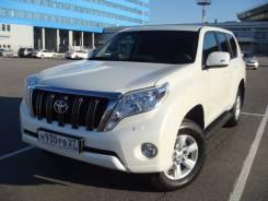 Прокат Toyota LC Prado 2015 без водителя/с водителем. КАСКО. ДВ регион