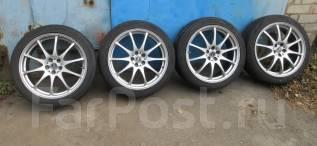 Hot Stuff Cross Speed Premium-10. 7.5x18, 5x100.00, ET50