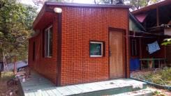 Сдается дом на Санаторной в живописном, в эколог. чист/р-не по суточно. От частного лица (собственник). Фото участка