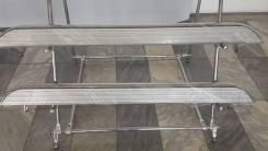 Пороги с площадкой на Lifan X60