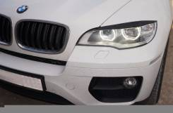 Накладка на фару. BMW X6, E71