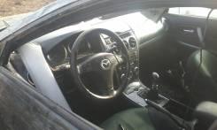 Блок управления климат-контролем. Mazda Mazda6
