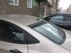 Спойлер на заднее стекло. Hyundai Solaris, RB Двигатели: G4FC, G4FA