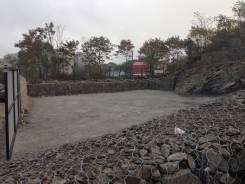 Земельный участок в черте г. Владивостока район Нейбута. 500 кв.м., аренда, электричество, вода, от частного лица (собственник)