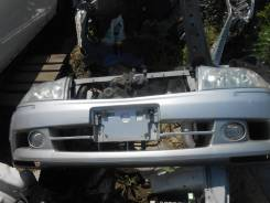 Бампер. Nissan Gloria, ENY34 Двигатель RB25DET