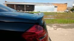 Спойлер. Mercedes-Benz S-Class, W221