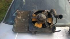 Радиатор охлаждения двигателя. Лада 21099 Лада 2108 Лада 2109
