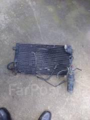 Радиатор кондиционера. Mitsubishi Pajero Двигатель 6G72