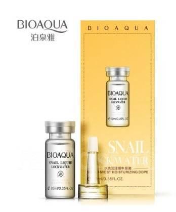Bioaqua косметика с улиткой