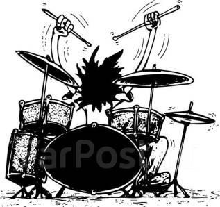 Барабанщики.