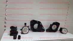 Фара противотуманная. Toyota Ractis, NSP120, NSP122, NCP125, NCP122, NCP120