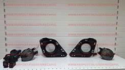 Накладка на фару. Toyota Ractis, NCP122, NCP120, NSP122, NSP120, NCP125