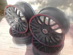 Sakura Wheels. 6.5x17, 5x114.30, ET-38, ЦО 60,1мм.