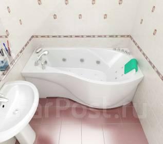 Установка ванн, душ кабин, унитазов, раковин, моек, смесителей