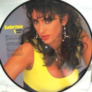 "Винил Sabrina - альбом "" Something Special "" Picture Disc"