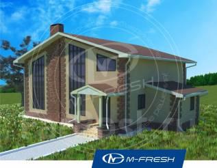 M-fresh Frigate. 300-400 кв. м., 2 этажа, 5 комнат, бетон