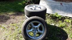Комплект колёс R17 BMW X5. 7.5x17 5x120.00 ET40 ЦО 72,5мм.