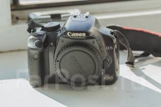 Canon EOS 450D Body. 10 - 14.9 Мп, зум: без зума