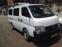 Nissan Caravan. механика, 4wd, 3.0, дизель