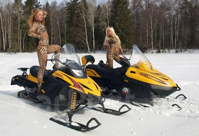 Тикси 250 снегоход