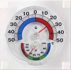 Термометры оконные.
