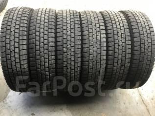 Dunlop SP LT. Зимние, без шипов, 2008 год, износ: 5%, 6 шт