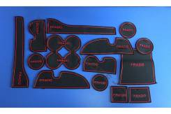 Коврик. Toyota Land Cruiser Prado, GDJ150L, GRJ151, GRJ150, GDJ150W, GRJ150L, GDJ151W, TRJ150, KDJ150L, GRJ150W, GRJ151W, TRJ150W