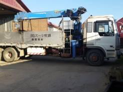 Hino. Продается грузовой-бортовой с манипулятором , 19 688 куб. см., 12 000 кг.