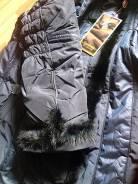 Пальто-пуховики. 60, 62