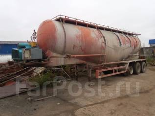Lufeng. Продам цементовоз- прицеп для сыпучих грузов., 40 000 кг.