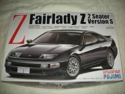 Модель Nissan Fairlady Z32 масштаб 1:24 для сборки (склеивания)