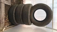 Bridgestone Dueler H/T 684II. Летние, 2010 год, износ: 20%