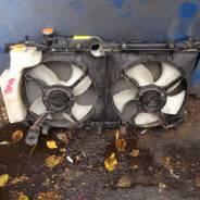 Радиатор охлаждения двигателя. Subaru Legacy, BL5, BP5