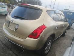Стекло боковое. Nissan Murano, PNZ50 Двигатель VQ35DE
