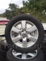 Продам практически новые Колеса Nissan c резиной Bridgestone 215/60R17. x17 5x114.30