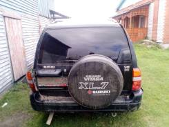 Suzuki Grand Vitara XL-7. H27A