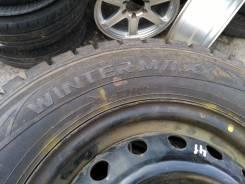 Dunlop Winter Maxx WM01. Зимние, без шипов, 2012 год, износ: 5%