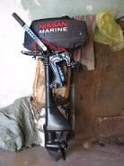 Nissan Marine. 3,50л.с., 2х тактный, бензин, нога S (381 мм), Год: 2009 год