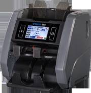 Сортировщик счетчик детектор банкнот