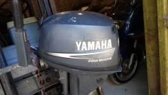 Лодочный мотор в разбор Yamaha f 9.9 2000г