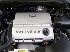Двигатель. Lexus RX330 Двигатель 3MZFE