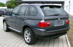 BMW. E53, POD ZAKAZ