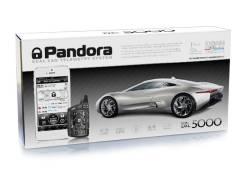 Установка автосигнализаций Starline. Pandora