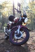 Yamaha YBR 125. 125 куб. см., исправен, птс, с пробегом