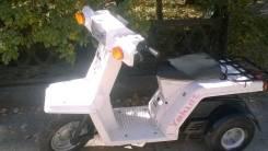 Honda Gyro X. 49 куб. см., исправен, птс, без пробега